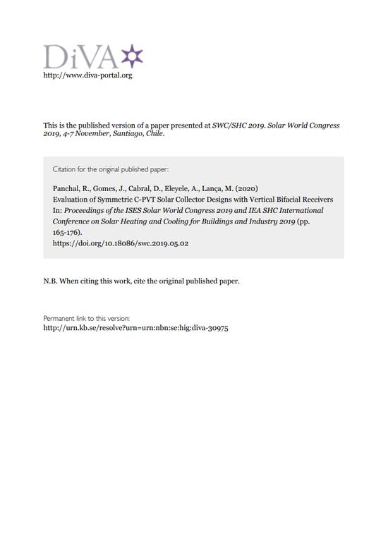 SWC2019 Proceedings #2